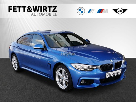 BMW 430 d xDrive M Sport Stop&Go DA