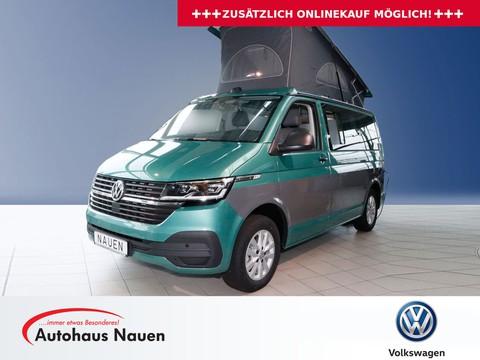 Volkswagen T6 California 2.0 l TDI 1 Coast Aufstelldach Motor Getriebe ung