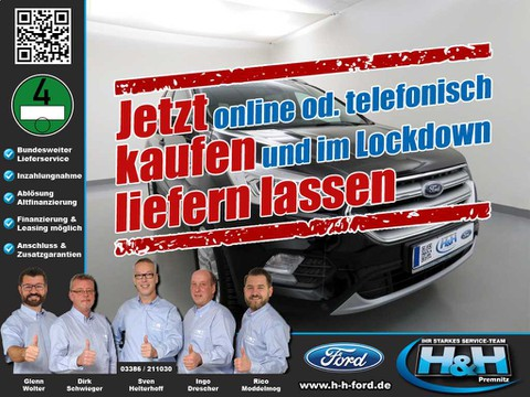 Ford Kuga 1.5 EcoB COOL&CONNECT