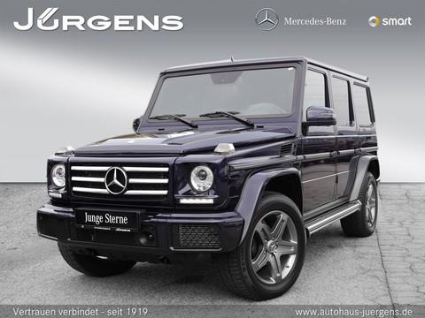 Mercedes G 500 L designo Exklusiv Sport