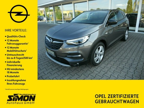 Opel Grandland X 1.6 Innovation Turbo AT8