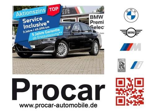 BMW 740 d xDrive DA Prof Glasd H K