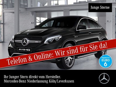 Mercedes-Benz GLE 63 AMG S Cp Perf-Abgas Perf-Lenk °