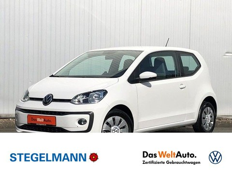 Volkswagen up 0.3 move up erst 200km