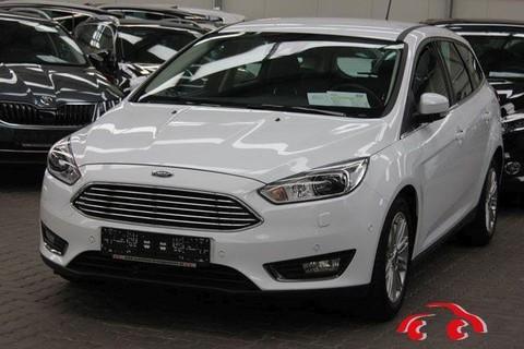Ford Focus 1.5 TDCI AUTO TITANIUM