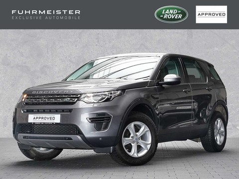 Land Rover Discovery Sport TD4 SE | | el |
