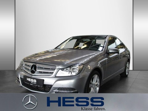 Mercedes-Benz C 180 BE Avantgarde KlimaA Vorr