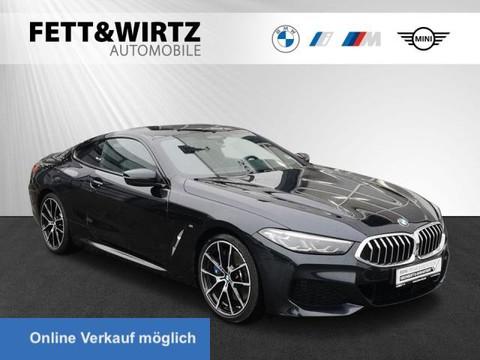 BMW 840 d xDrive Coupe M-Sport Laser 20