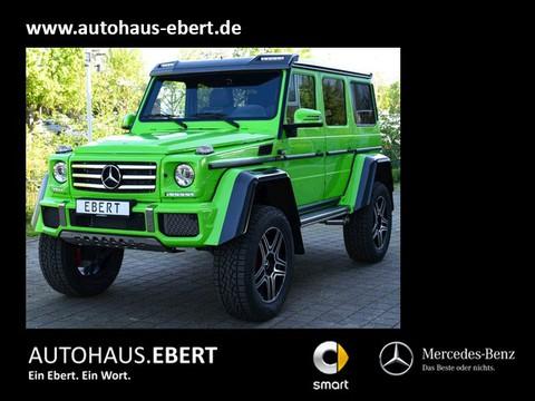 Mercedes G 500 ² aliengreen