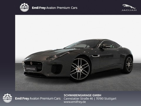 Jaguar F-Type 2.0 Coupe R-Dynamic