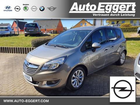 Opel Meriva 1.4 B drive Turbo Multif Lenkrad Spieg beheizbar