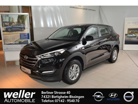 Hyundai Tucson 1.6 STYLE