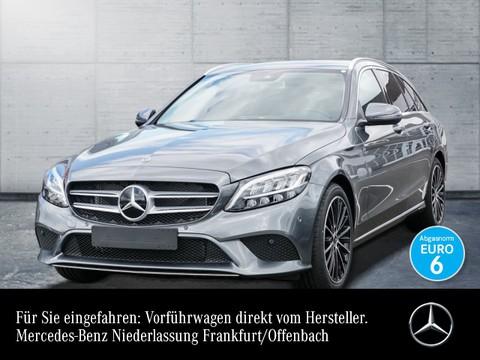 Mercedes C 200 T Avantg BusinessP AssistP Komfort