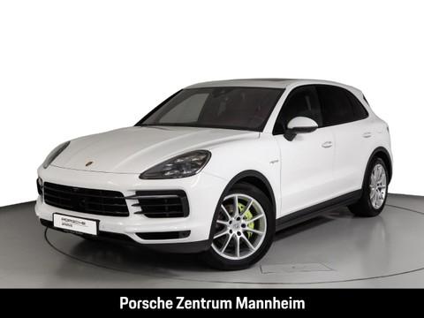 Porsche Cayenne E-Hybrid 20