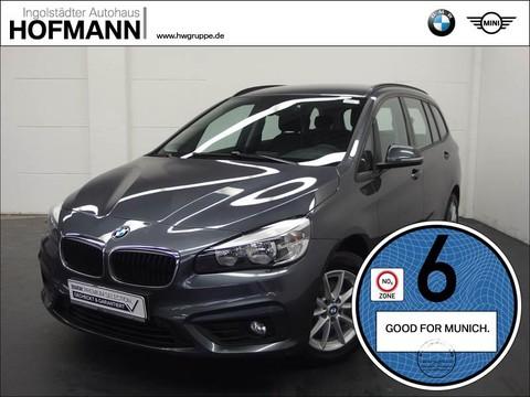 BMW 216 d Gran Tourer Advantage