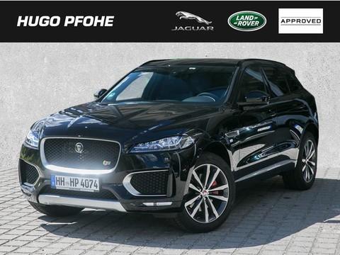 Jaguar F-Pace 7.7 Pure 20d - UPE 809 EUR