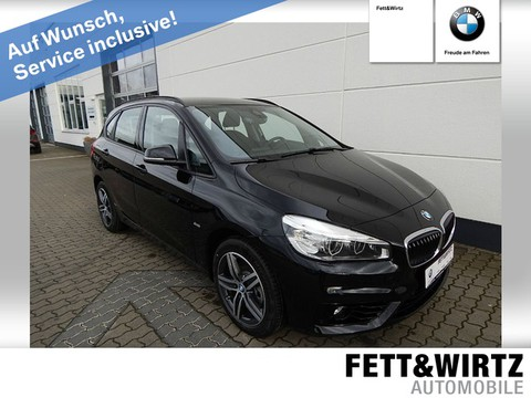 BMW 218 Active Tourer SportLine iFi