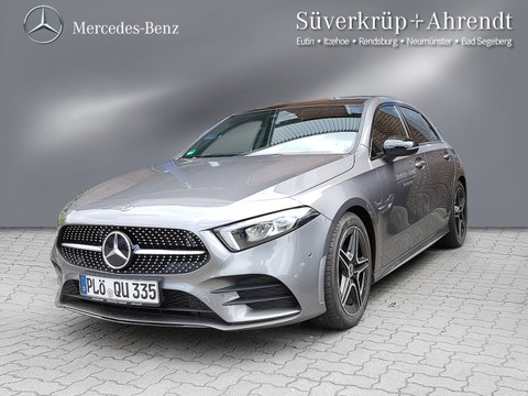 Mercedes A 200 AMG-Line Night