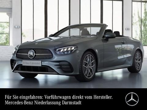 Mercedes-Benz E 200 Cabrio AMG Spur