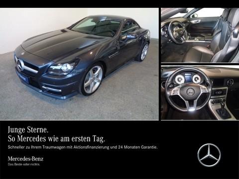 Mercedes SLK 200 BE AMG