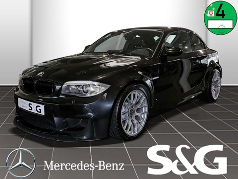 BMW 1er_M_Coupe Sport-Fahrwerk