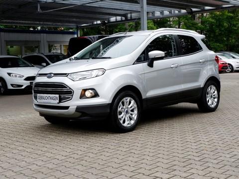 Ford EcoSport 1.0 EB Titanium WKR RFC verl Garan