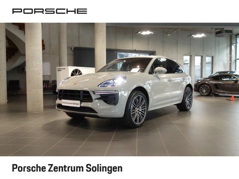 Porsche Macan Turbo Chrono