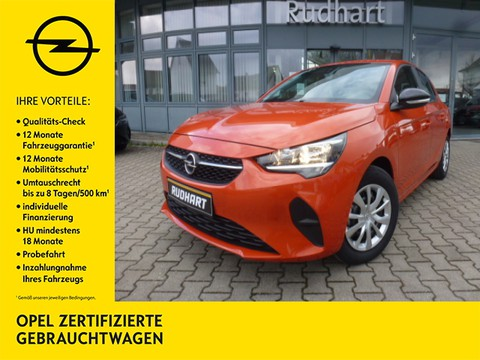 Opel Corsa 1.2 Edition Frontkollisionswarner