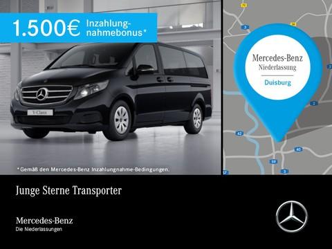 Mercedes-Benz V 200 lang Spurhalt SpurPak