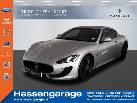 Maserati Granturismo Sport Letzter V8 Sauger