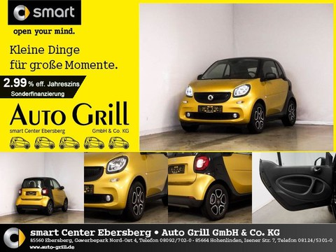 Smart ForTwo 66kw PASSION Panoda