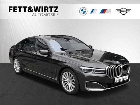 BMW 750 i xDrive LCProf Sitzlüft Massage H&K