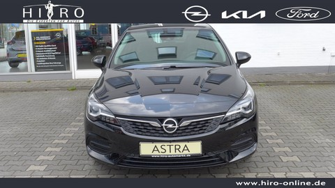 Opel Astra Design Tech Sitz