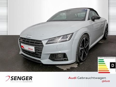 Audi TTS 2.0 TFSI quattro Roadster