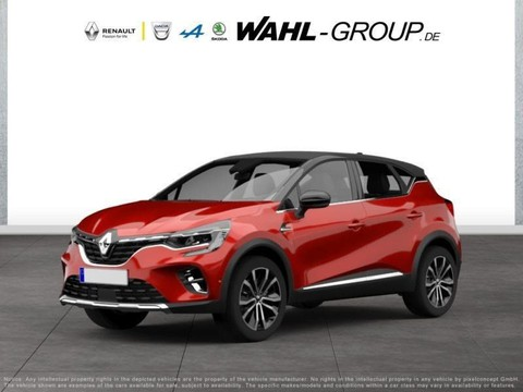 Renault Captur EDITION ONE TCe 155 GPF