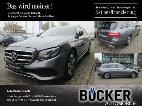 Mercedes-Benz E 200 T d Avantg