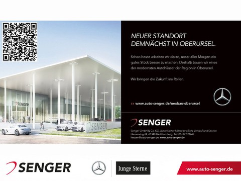 Mercedes-Benz C 250 D PARK-PAKET