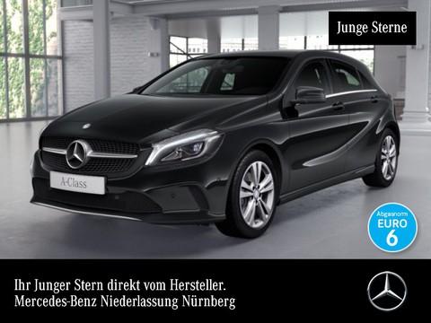 Mercedes-Benz A 200 Urban Sitzkomfort