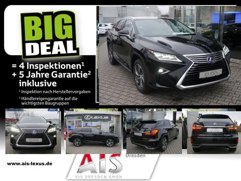 Lexus RX 450 h Luxury AWD Vollausstattung ° ML