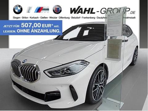 BMW 120 d xDrive M Sport Gestiksteuerung