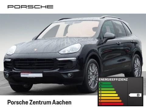 Porsche Cayenne S Standheizg Luftfederg Abstandsregel