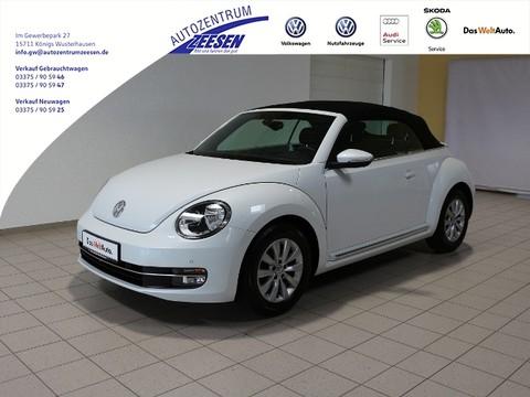 Volkswagen New Beetle 2.0 TDI Cabrio Design