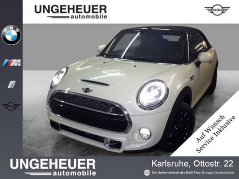 MINI Cooper S Cabrio Wired Chili HK HiFi