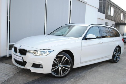 BMW 330 d xDrive M Sport Automatic Top Ausstattung