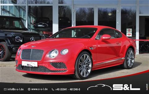 Bentley Continental GT 6.0 Speed W12 St James Red