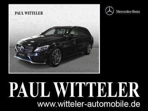 Mercedes-Benz C 450 AMG T Surround-Sou