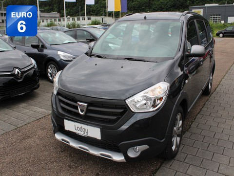 Dacia Lodgy Stepway dci 110 ( el Fenster)