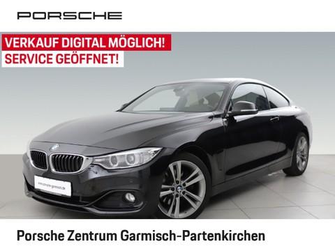 BMW 425 d Sport Line Coupe 2-Zonen