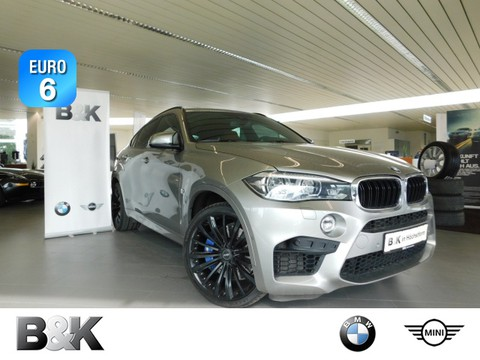 BMW X6 M Drivers Kardon
