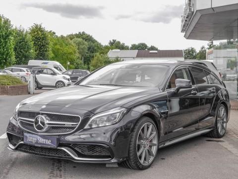 Mercedes CLS 63 AMG Shooting Brake S Designo Exklusiv